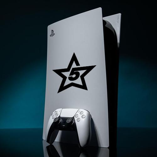 Fivestar App - Enter to win a Playstion 5 from Fivestar