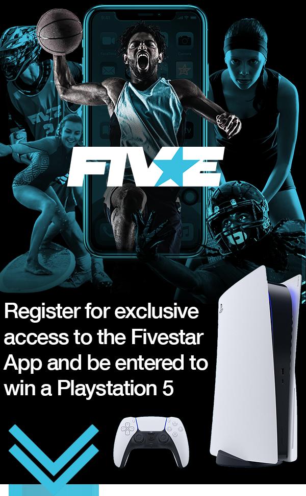 Fivestar App - PlayStation 5 Giveaway